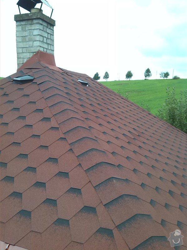 Rekonstrukce střechy ny chatě: IMG_20140902_140800