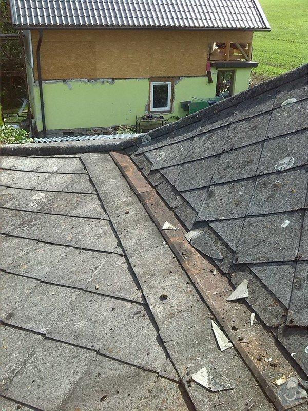 Rekonstrukce střechy ny chatě: IMG_20140820_112232