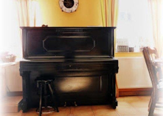 Stěhování piana a domácnosti