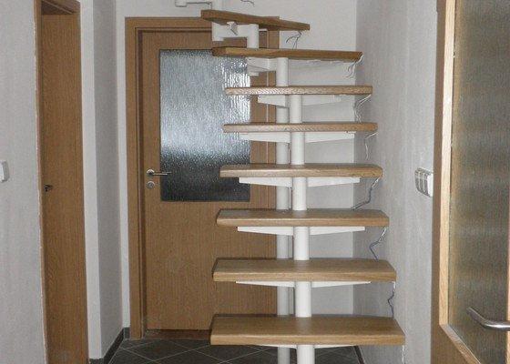 Zábradlí - schodiště