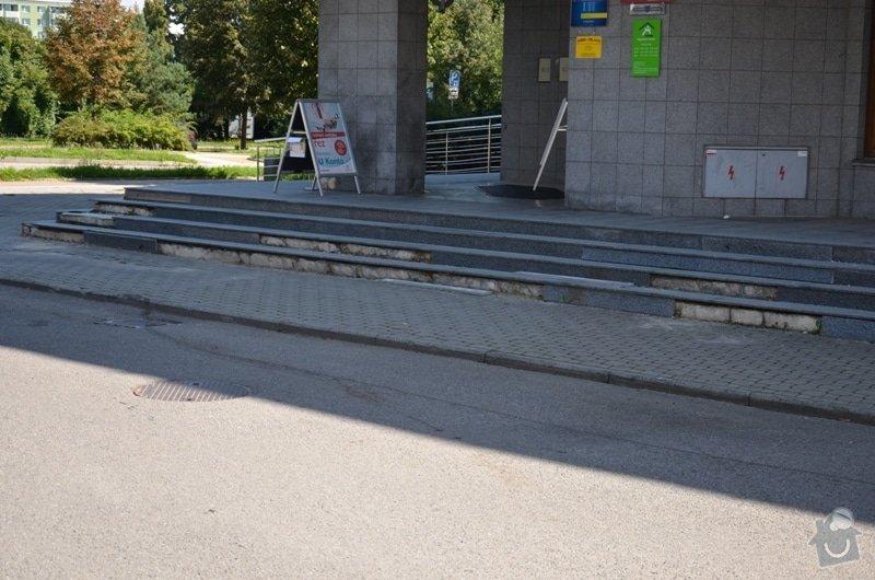 Oprava venkovního schodiště administrativní budovy: DSC_8372