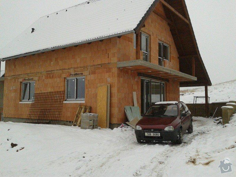Stavba rodinného domu: dum_kockov