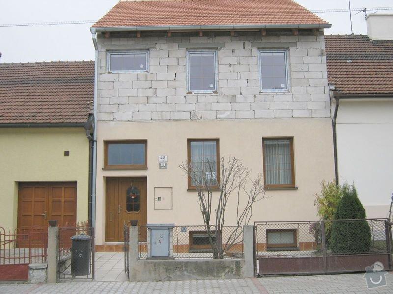 Nástavba rodinného domu: Raj_25_130a