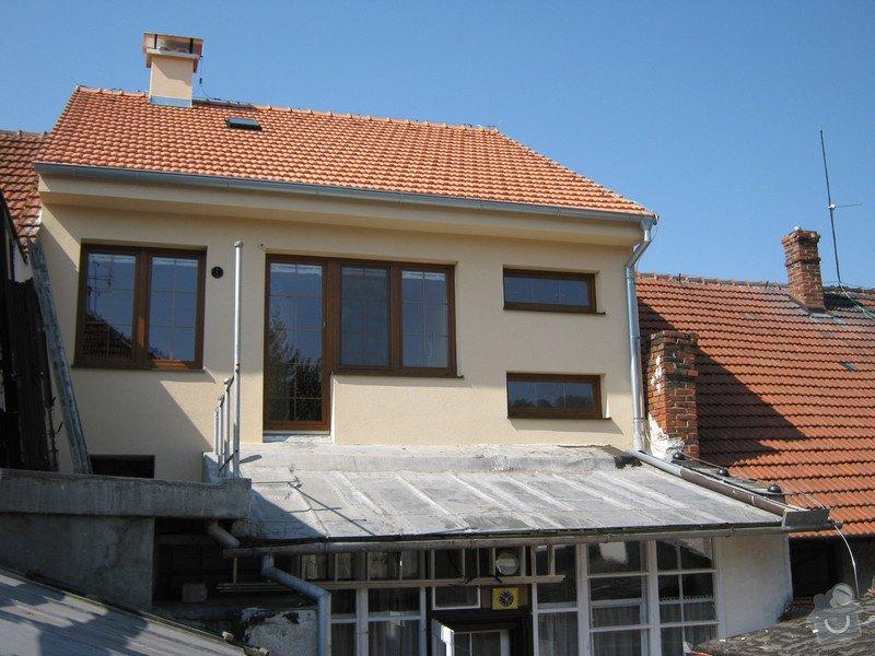 Nástavba rodinného domu: Raj_25_403