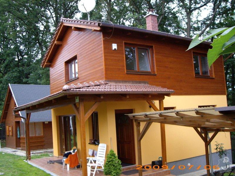 Dřevostavba Brněnská přehrada: IMG_0709