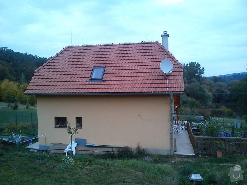 Dřevostavba Brněnská přehrada: DSC00093