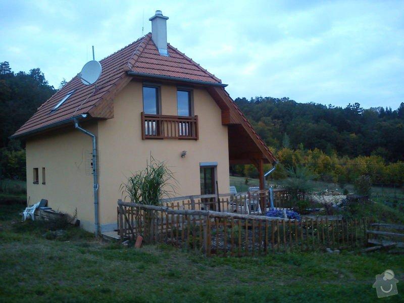 Dřevostavba Brněnská přehrada: DSC00096