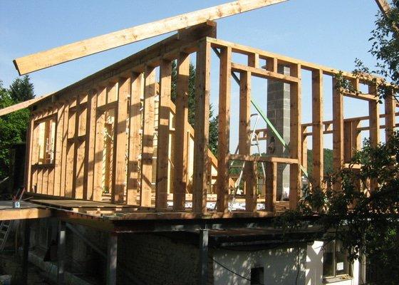 Nástavba rodinného domu