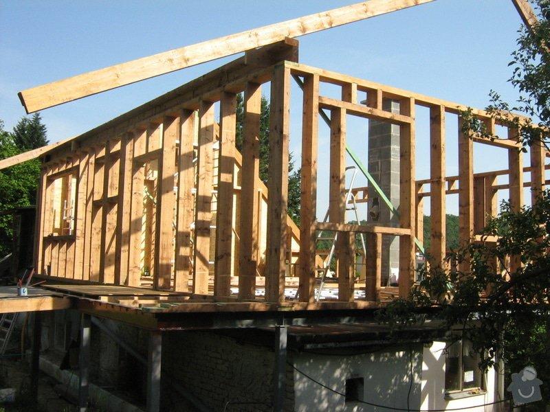 Nástavba rodinného domu: hruba_stavba_033