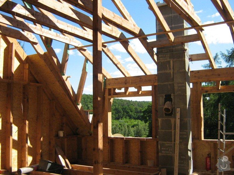 Nástavba rodinného domu: stavba_028