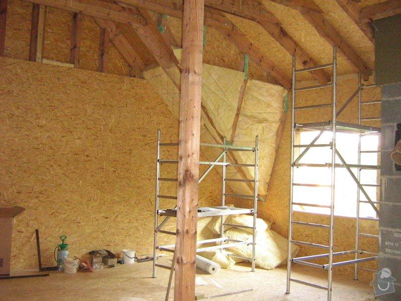 Nástavba rodinného domu: stavba_2_034