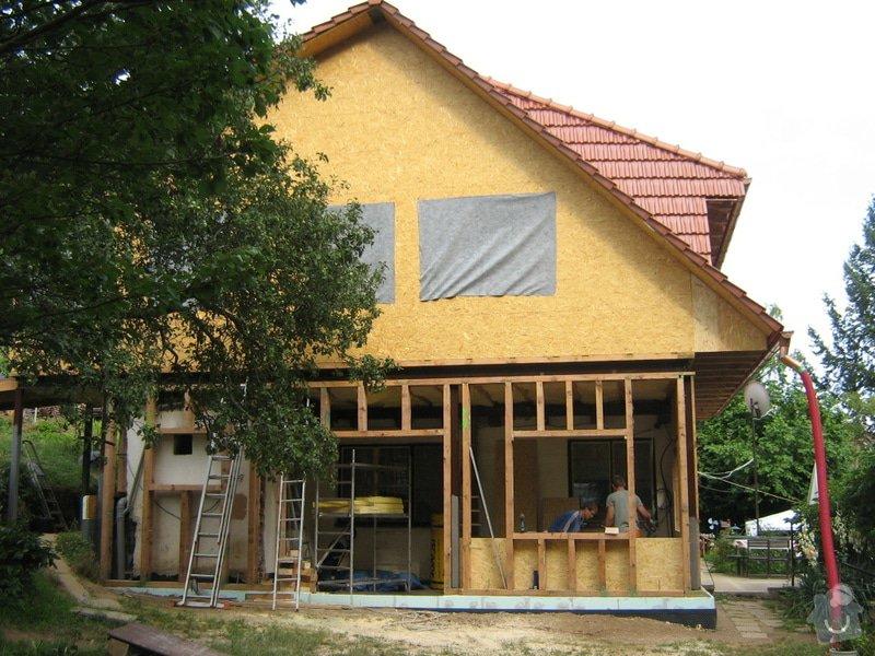 Nástavba rodinného domu: barak_042