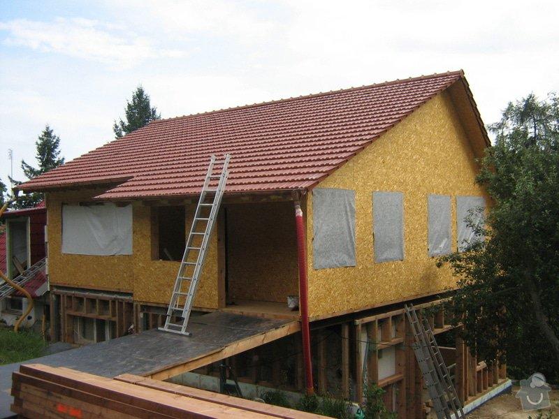 Nástavba rodinného domu: barak_043
