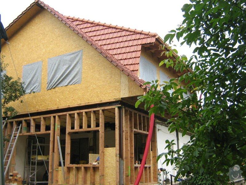Nástavba rodinného domu: barak_044