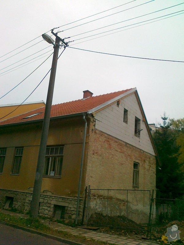 Rekonstrukce RD : 12102013074