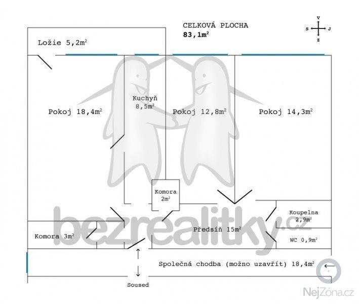 Rekonstrukce panelového bytu 3+1 77m2 : ZAK_BYT