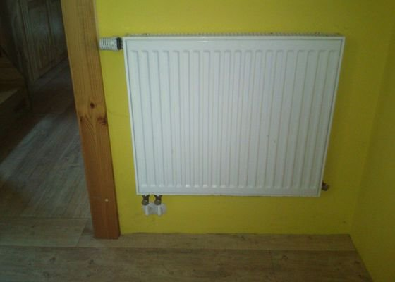 Vymena radiatoru Purmo 70x60x7