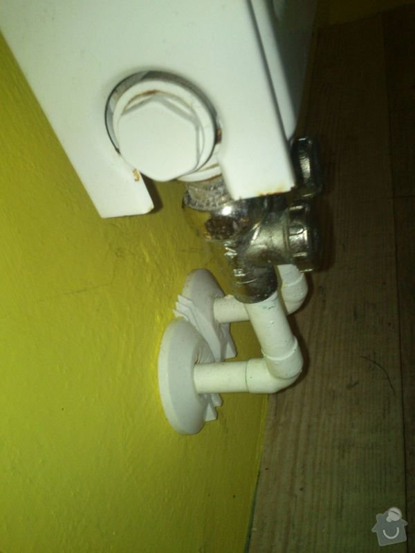 Vymena radiatoru Purmo 70x60x7: DSC_0476