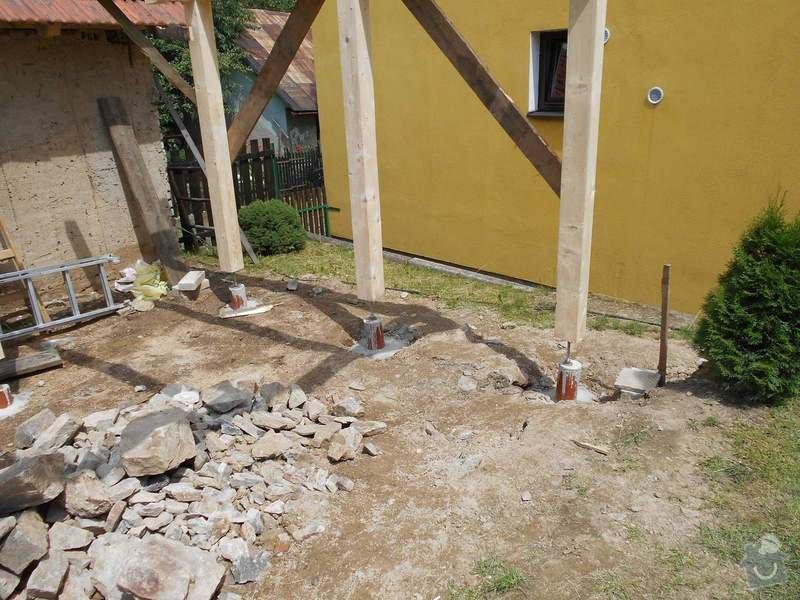 Zastřešená zahradní pergola: DSCN1622