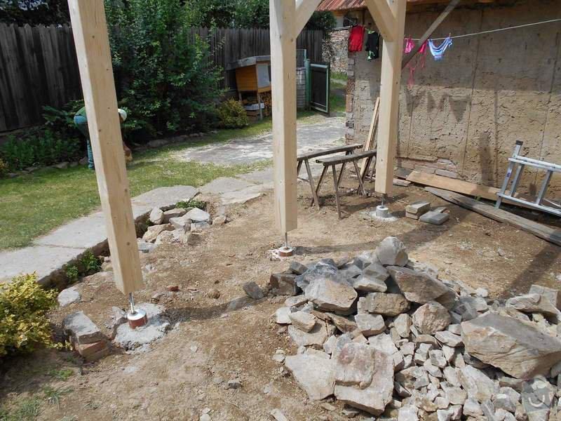 Zastřešená zahradní pergola: DSCN1623