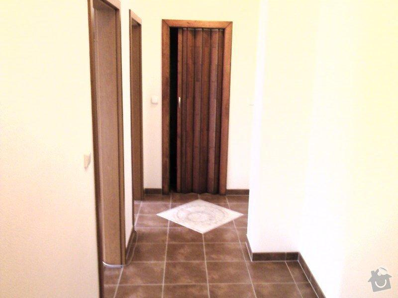 Vymalování bytu 2+kk Plzeň: Fotografie-0045