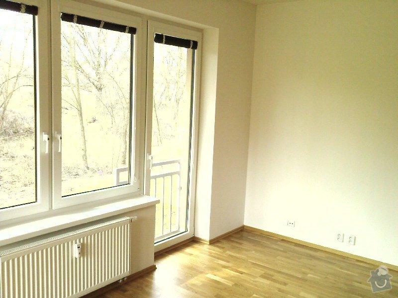 Vymalování bytu 2+kk Plzeň: Fotografie-0023
