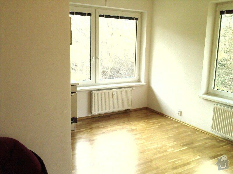 Vymalování bytu 2+kk Plzeň: Fotografie-0030