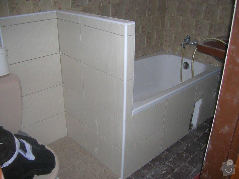 Výměna vany: DSCN7107