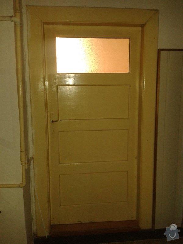 Renovace dřevěných dveří a futer: 20140907_145634