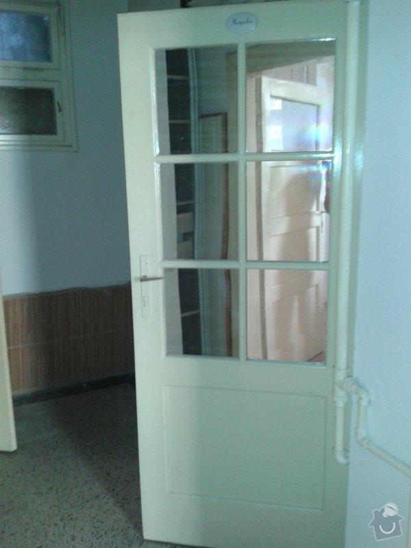 Renovace dřevěných dveří a futer: 20140907_145710