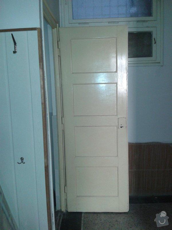 Renovace dřevěných dveří a futer: 20140907_145728