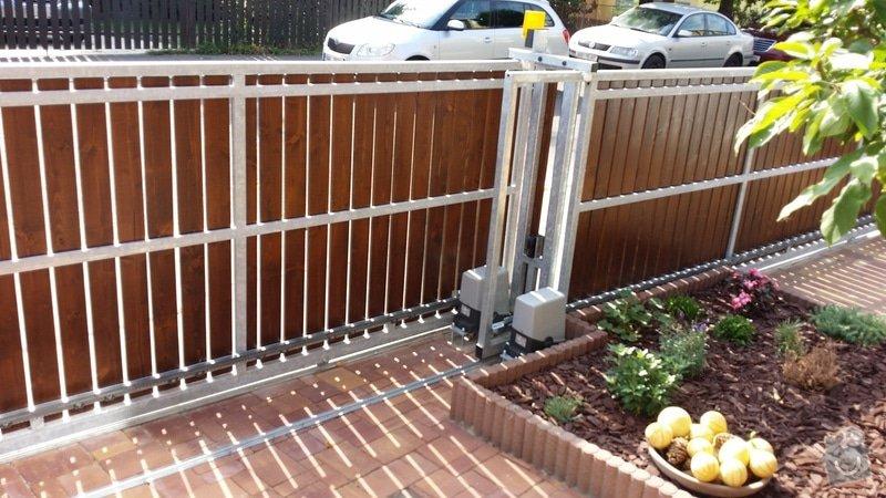 Stavba plotu, 2 automaticke brany : 2014-09-07_11.27.52