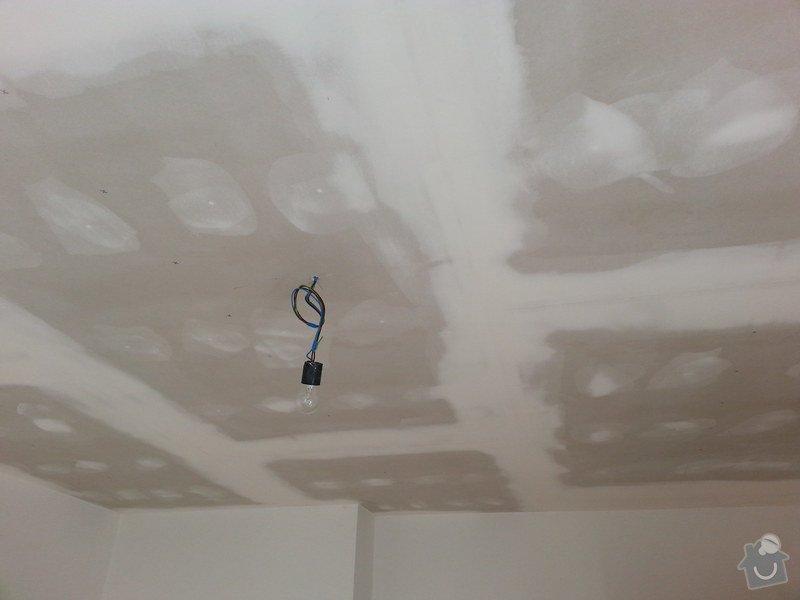 Zateplení stropu: 20140814_175646