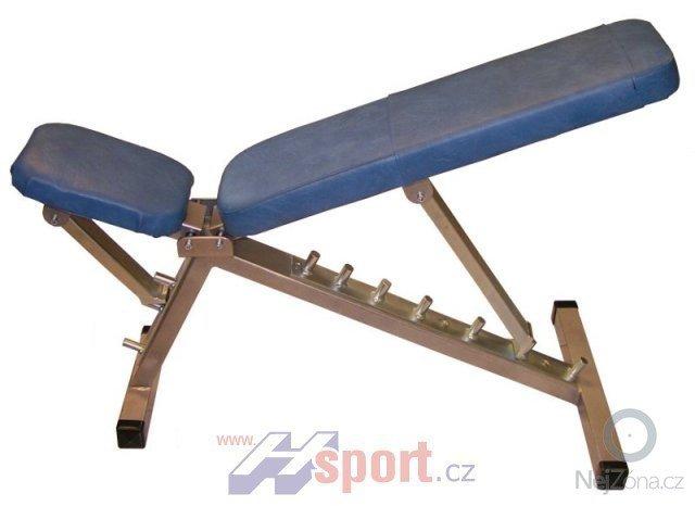 Konstrukce polohovací lavice: 2151-lavice2