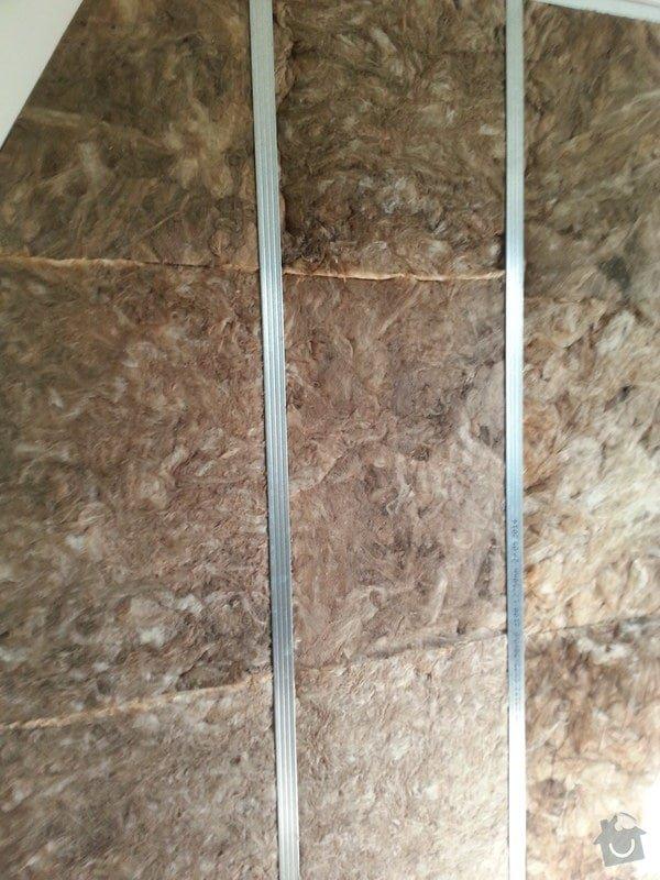 Odhlučnění stěny, nová podlaha, štukování: 20140827_103325