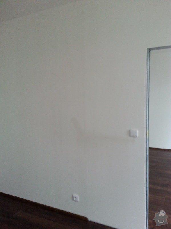 Montáž příčky s posuvnými dveřmi: 20140831_105802