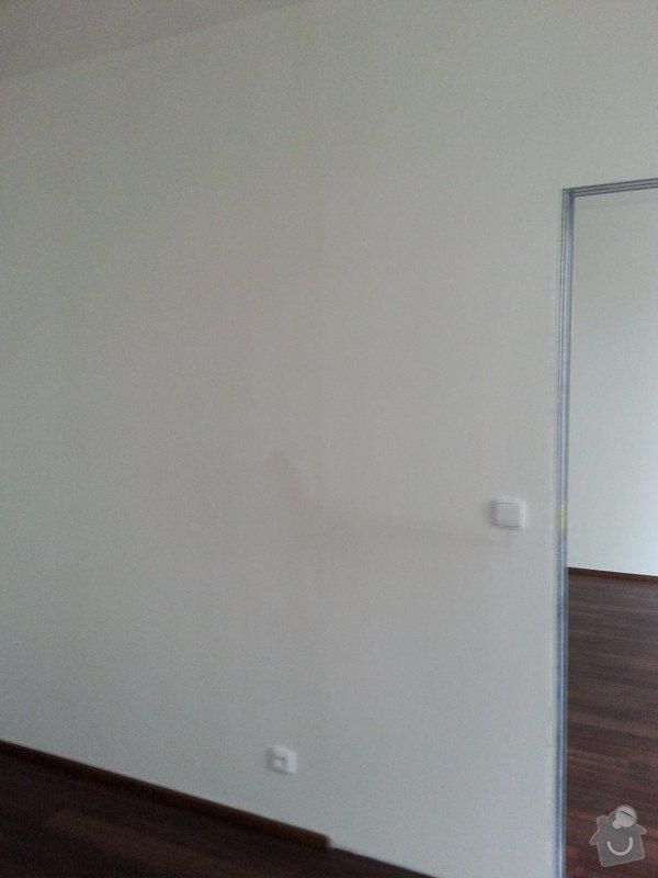 Montáž příčky s posuvnými dveřmi: 20140831_105805