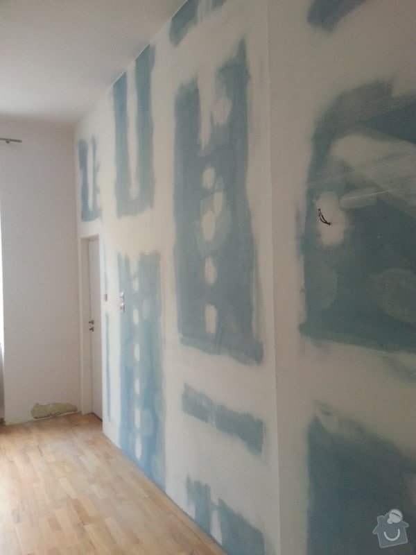 Odhlučnění stěny: 20140603_170645
