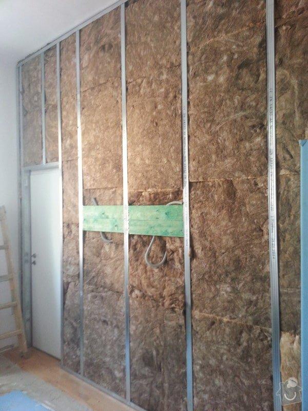 Odhlučnění stěny: 20140602_132439