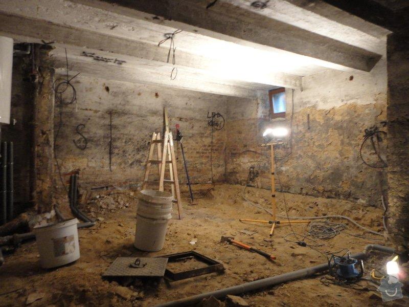 Rekonstrukce sklepu.: DSC01862