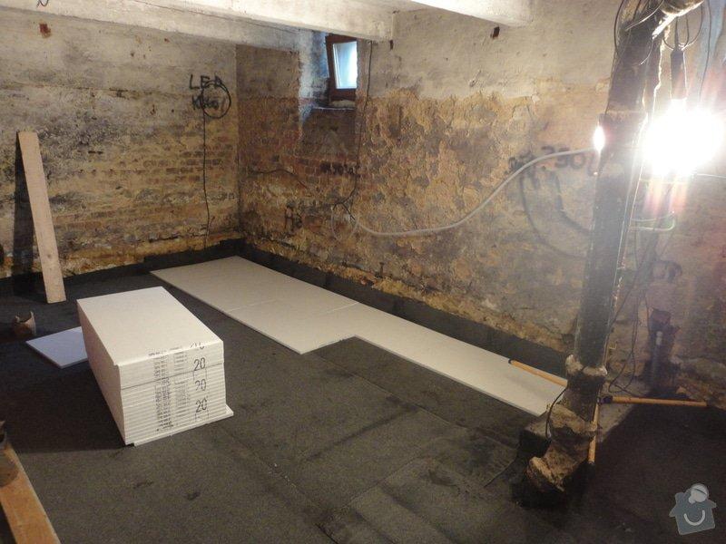 Rekonstrukce sklepu.: DSC01868