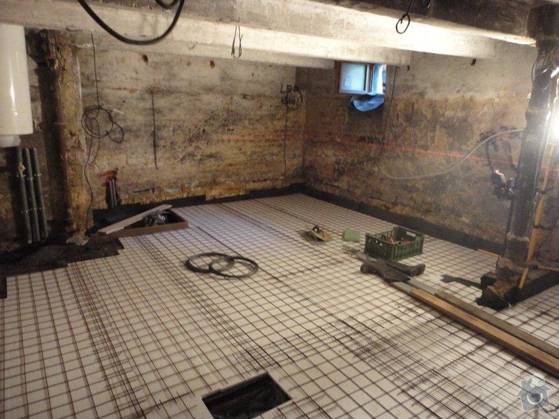 Rekonstrukce sklepu.: DSC01870