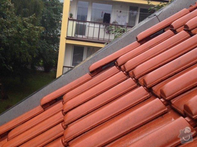Drobné opravy na střeše domku: obrazek_2