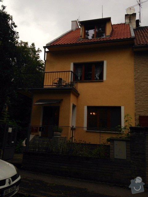 Drobné opravy na střeše domku: obrazek_1