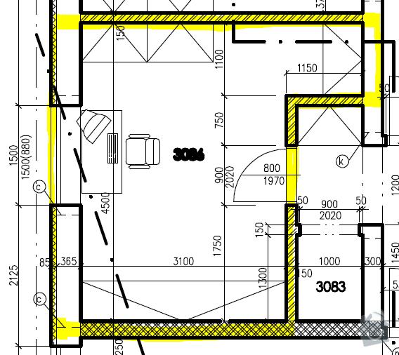 Výroba vestavných skříní, pracovního stolu a polic do ložnice: priloha_c.1