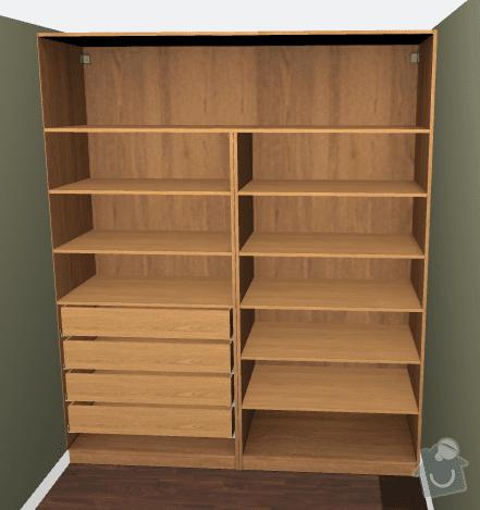 Výroba vestavných skříní, pracovního stolu a polic do ložnice: priloha_c.3