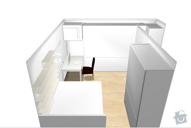 Výroba vestavných skříní, pracovního stolu a polic do ložnice: priloha_c.7