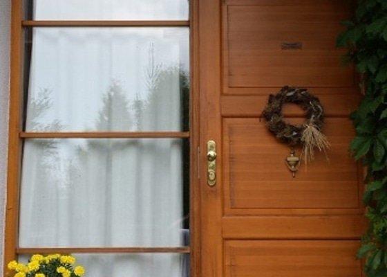 Lakýrnické práce, okno, vchodové dveře, francouzské dveře