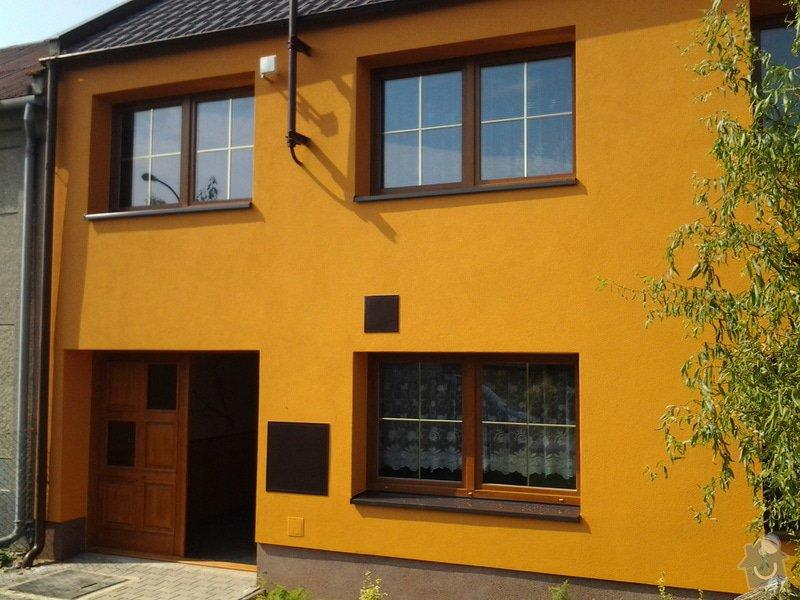 Zateplení domu: 20140906_113941