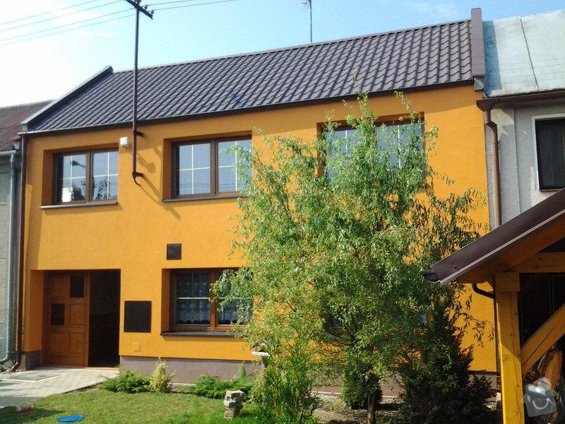 Zateplení domu: 20140906_114007
